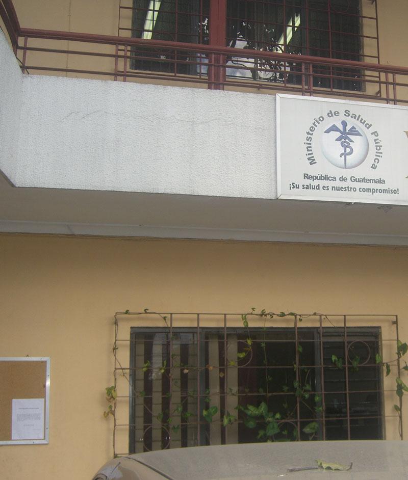 Ventanilla de Servicios del Ministerio de Salud Pública y Asistencia ...