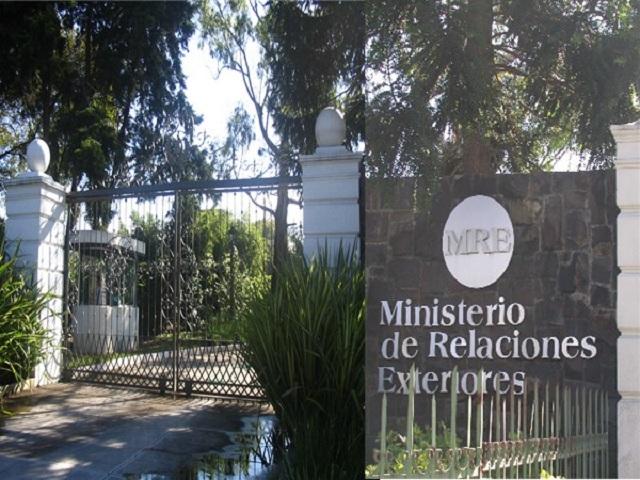 Ministerio de relaciones exteriores for Ministerio de relaciones interiores espana