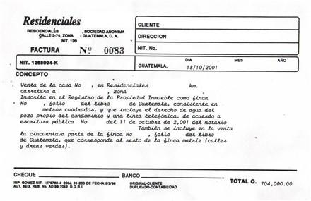01 Factura Pago Iva