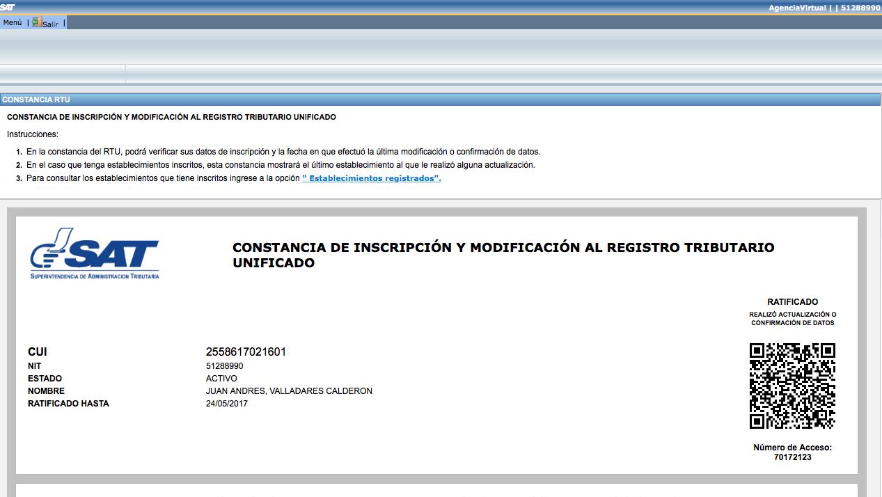 01 Registro Tributario Unificado Ratificado