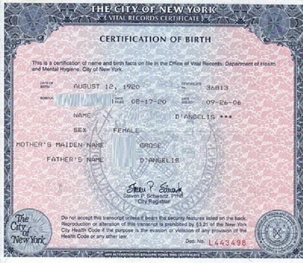 Inscripción de Matrimonio Consular de un Guatemalteco con un ...