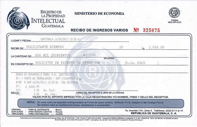 01 Libre Deuda De Patente